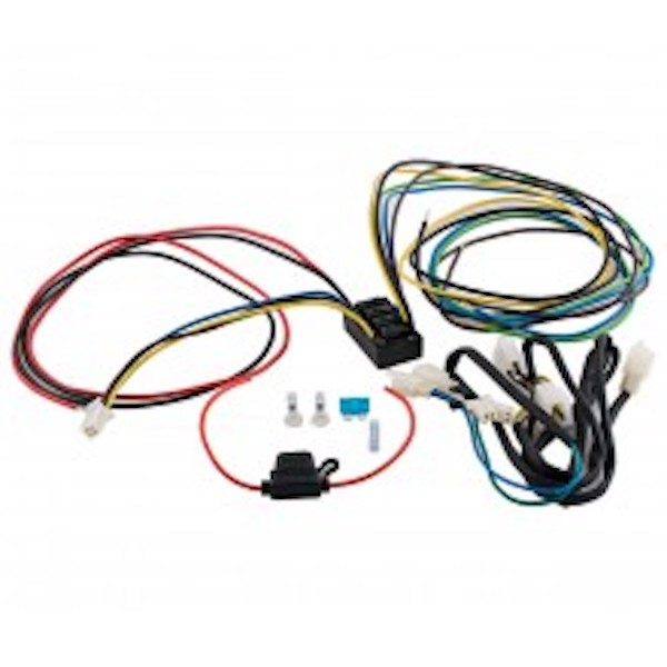 Gl1800 2012 Isolated Trailer Wire Harness Complete